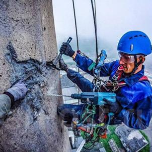 Бригады промышленных альпинистов в москве
